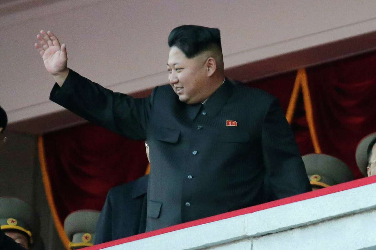 46. Kim Jong Un North Korean leader