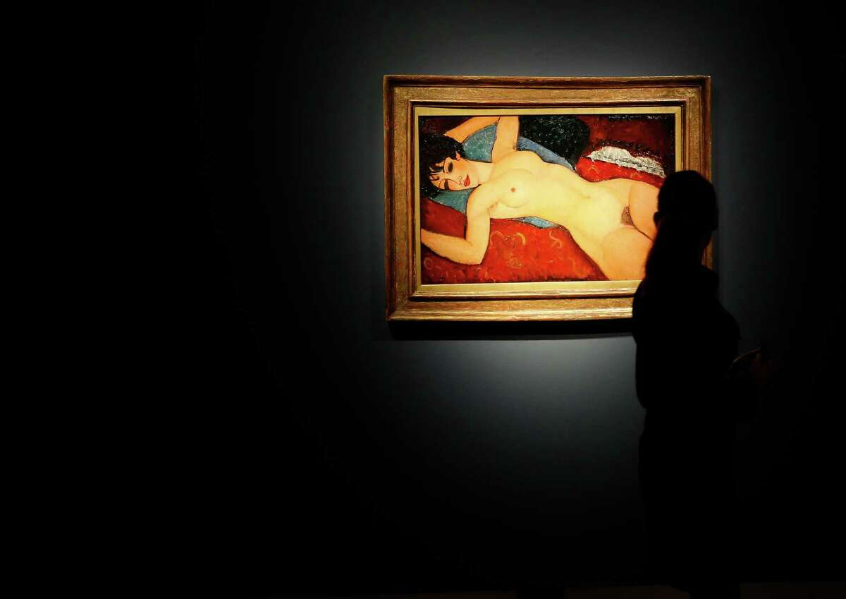 A painting by Italian artist Amedeo Modigliani entitled 'Ne Couche' sold for $170 million in 2015.