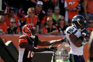 Live coverage: Hawks at Bengals - Photo