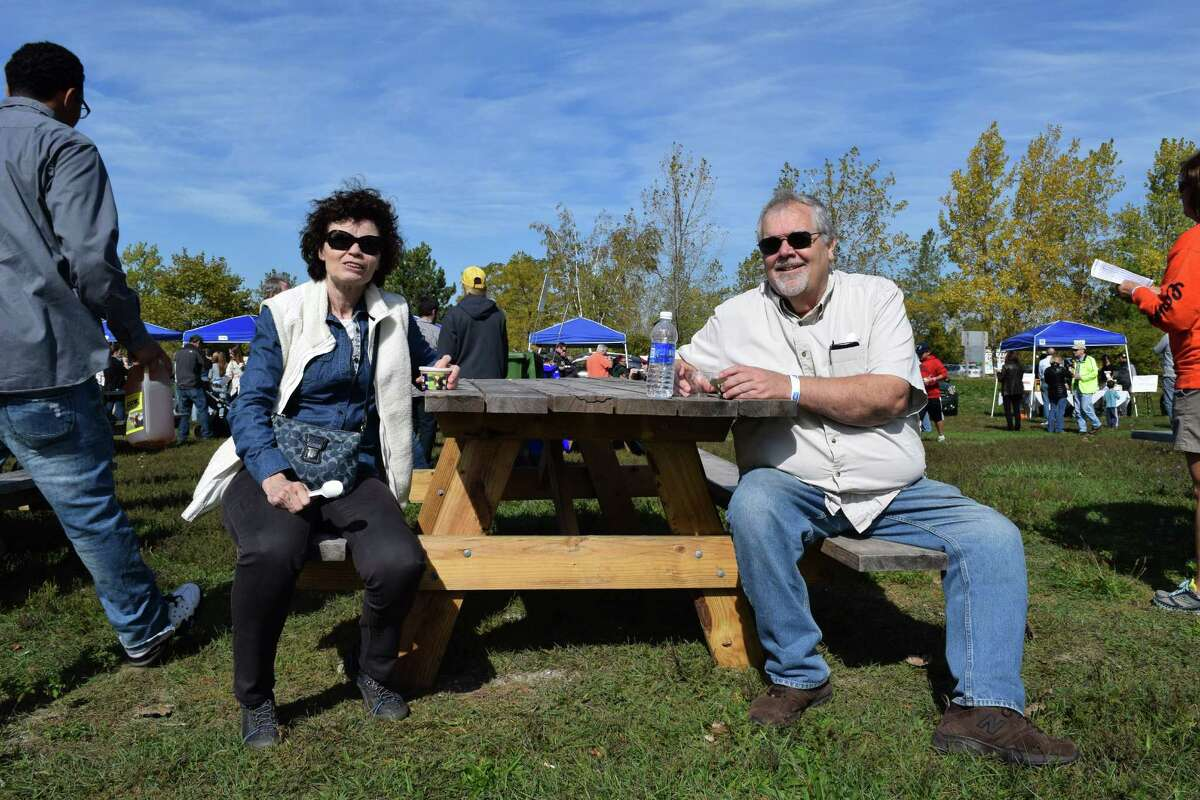 Chowdafest 2015 was held at Sherwood Island in Westport on October 11. Guests sampled chowders from 40 new England restaurants. Were you SEEN?
