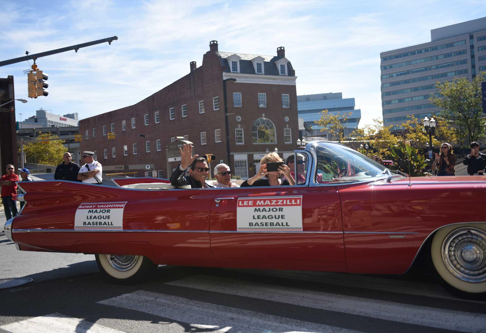 Stamford Columbus Day parade StamfordAdvocate