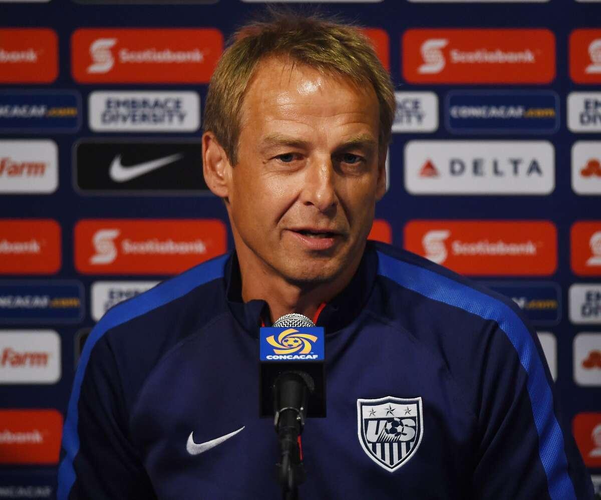 Jurgen Klinsmann has lost the faith of many, both as a coach and a technical director.