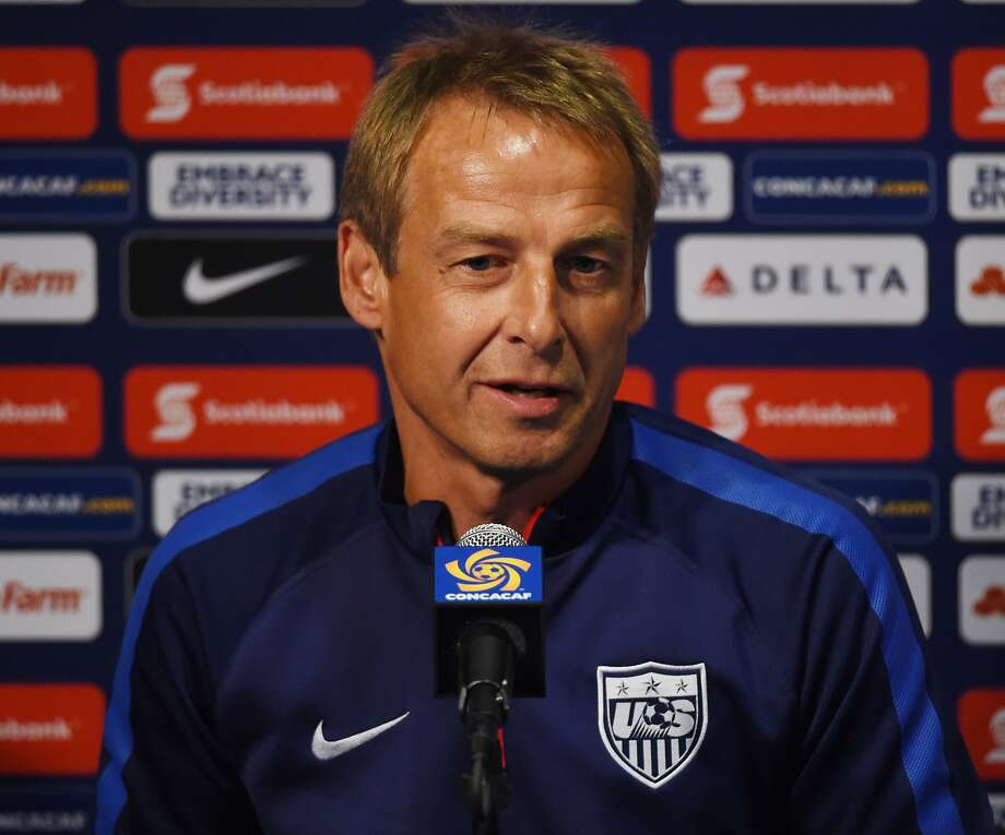 Jurgen Klinsmann has lost the faith of many, both as a coach and a technical director. Photo: Mark Ralston, AFP / Getty Images