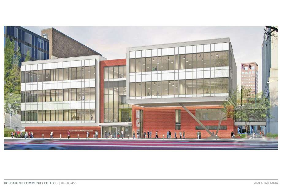 Housatonic Community College to get addition, renovation Photo: Contributed / Contributed / Connecticut Post