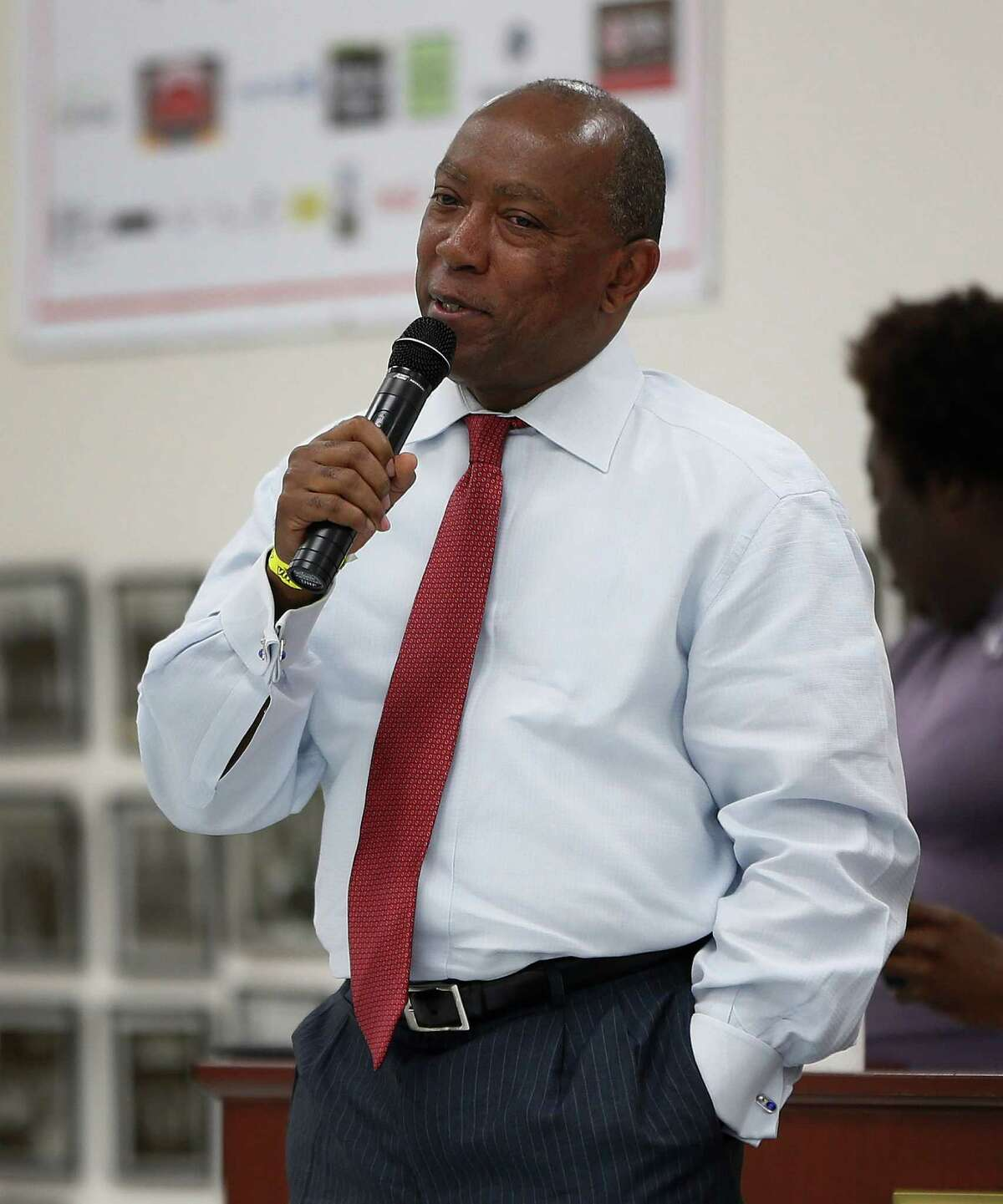 Sylvester Turner is expected to cruise into a runoff in the election for Houston's next mayor, but what happens after that is less certain.