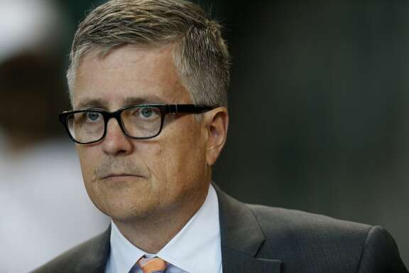 JEFF LUHNOW'S MOVES    The Astros general manager's analytics-heavy approach may rub some baseball traditionalists the wrong way, but he's gotten the Astros to the playoffs earlier than most expected. His trade-deadline moves had mixed results, but the offeseason acquistions of reliever Luke Gregerson, Will Harris and Pat Neshek and outfielder Colby Rasmus were pivotal to making this a playoff team.