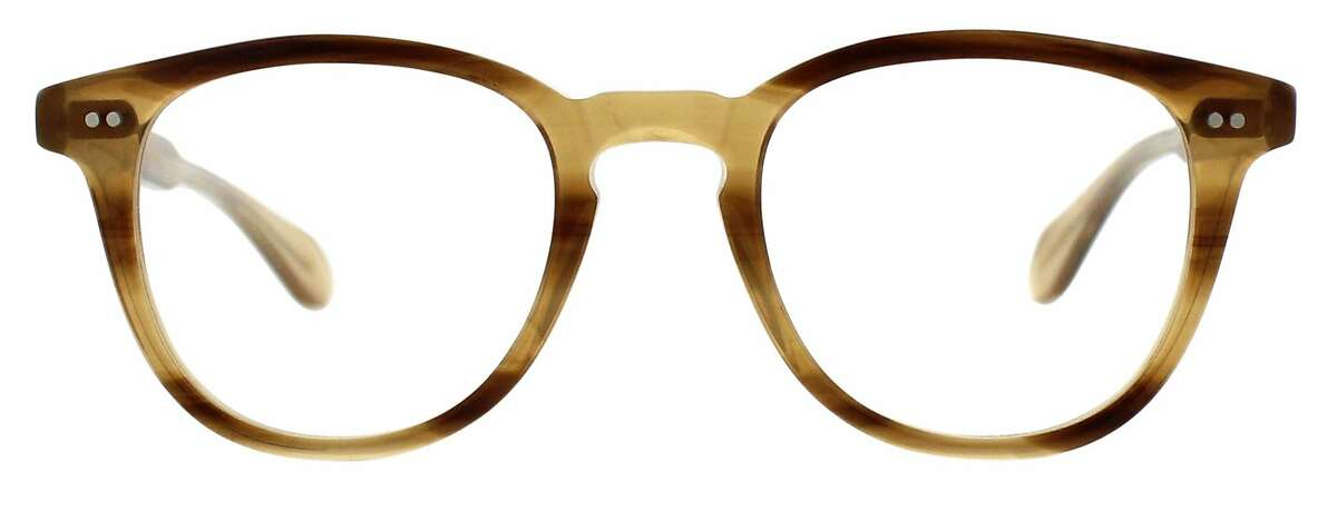 Garrett Leight California Optical made in SF glasses.