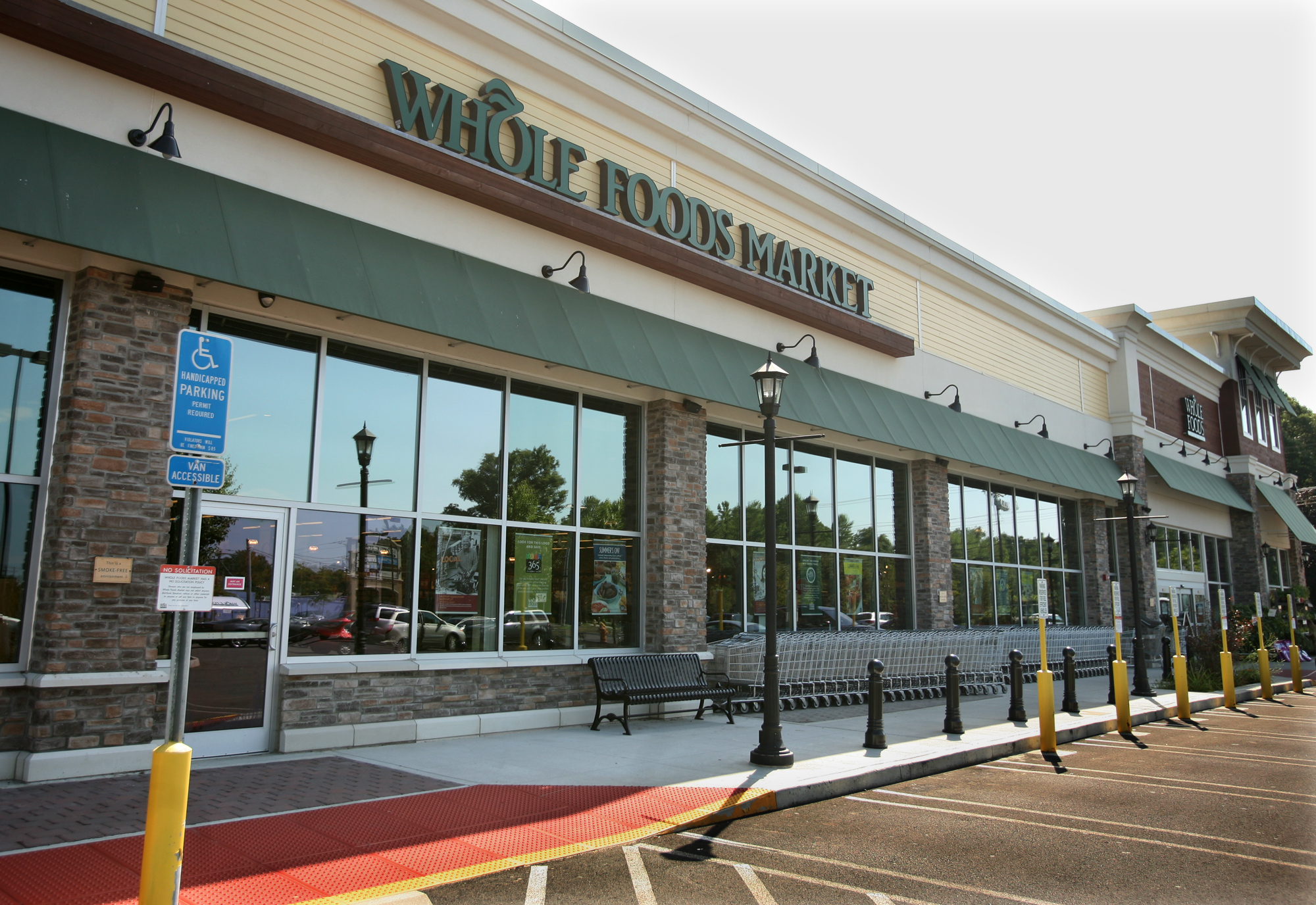 Milford Whole Foods Plaza