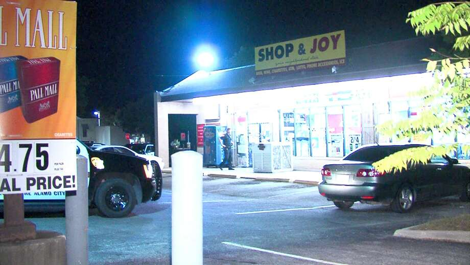 Police are searching for two men suspected of robbing a North Side convenience store Sunday night. Photo: 21 Pro Video