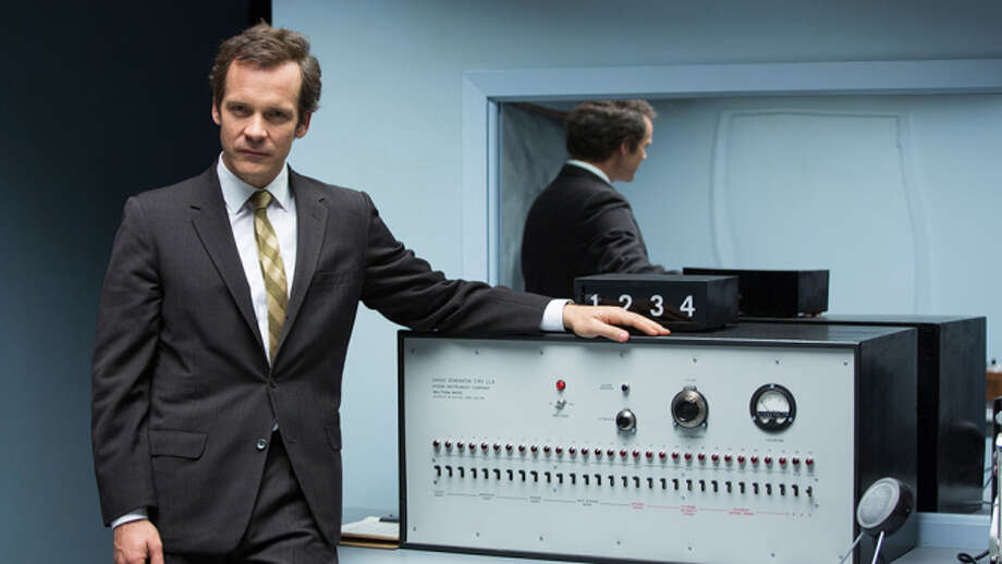 """Peter Sarsgaard in new film """"Experimenter,"""" which will be screened at the Bow Tie Criterion Cinemas in Greenwich at 7 p.m. on Tuesday Oct. 13. Photo: Contributed Photo / Hearst Connecticut Media"""