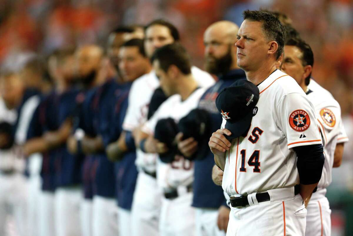 The Astros will have a moment of silence before Friday's game in the wake of the shootings in Dallas.
