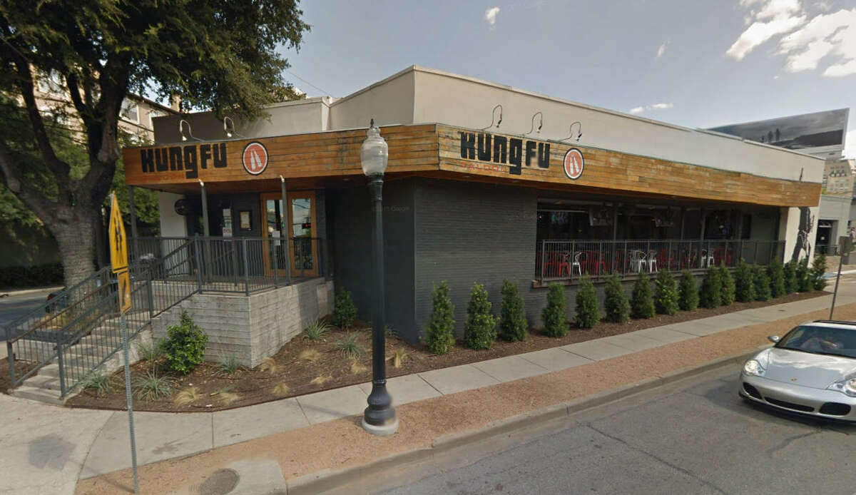 19. Kung Fu Saloon , 2911 Routh St., Dallas, $6,227,788