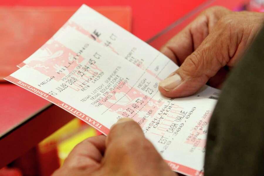 A lucky Houstonian has claimed a $30 million Texas Lotto