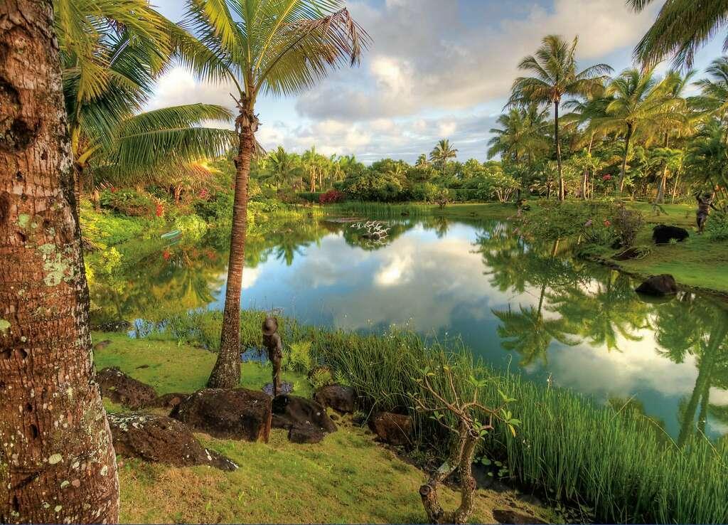 Superieur Kaula Lagoon At Na Aina Kai Botanical Gardens U0026 Sculpture Park. Photo: Tony  LeHoven