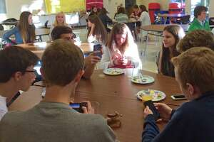 Greenwich High welcomes German students - Photo