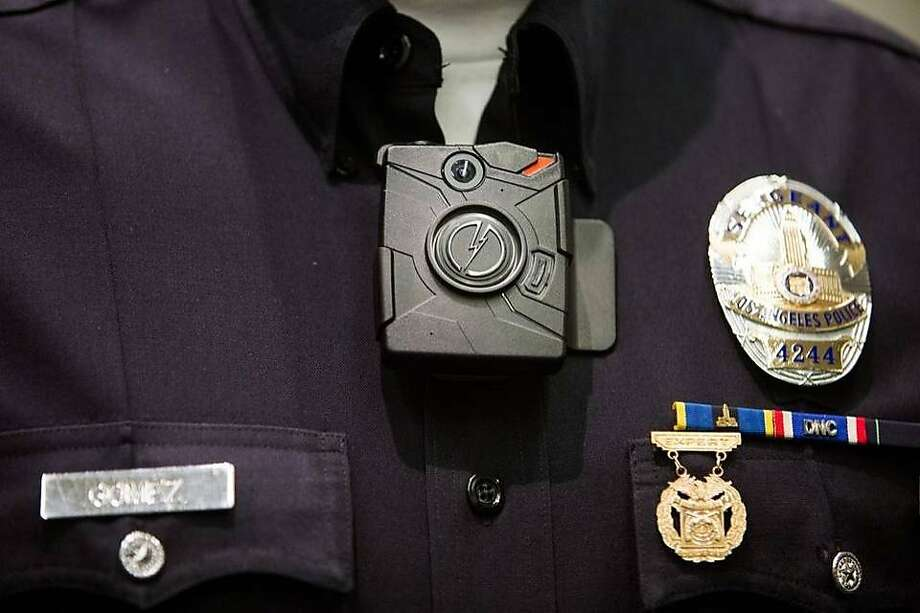 Body-worn cameras allow us to deter misconduct and ensure accountability  for misconduct by an officer or a citizen who breaks the law. Photo: Courtesy Photo