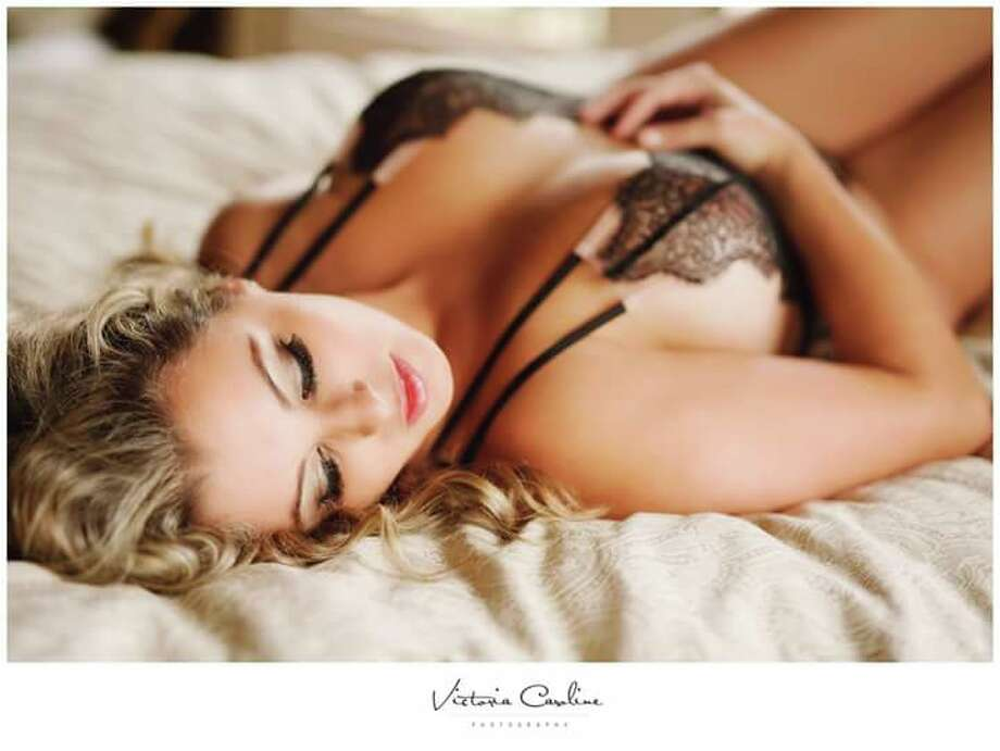 "Victoria Caroline Haltom has been shooting for a little more than a year and recently noticed a trend among women, who after excitedly booking sessions would later call in with cold feet to cancel after considering their ""flaws."" Photo: Victoria Caroline Haltom / Victoria Caroline Boudoir"