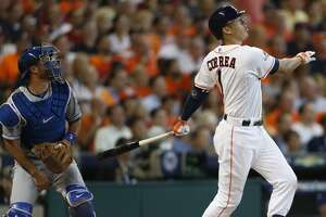 Carlos Correa's historic performance not enough to get Astros a win in Game 4 - Photo