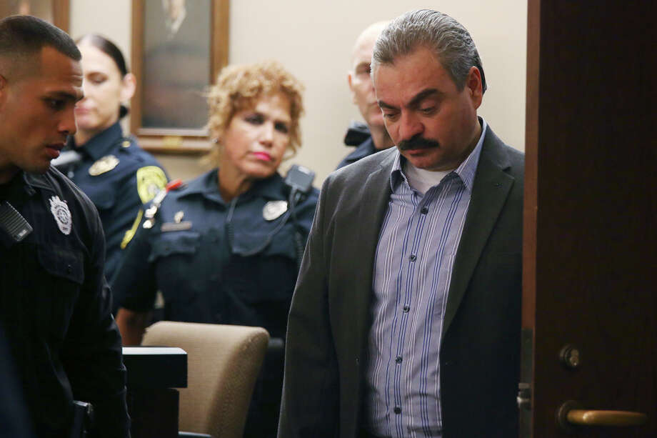 The defense for Mark Anthony Gonzalez had argued that he was unaware of his actions the day of Vann's death. Photo: JERRY LARA /San Antonio Express-News / © 2015 San Antonio Express-News