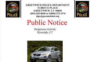 Greenwich police: Man accosted girl on walk Saturday - Photo