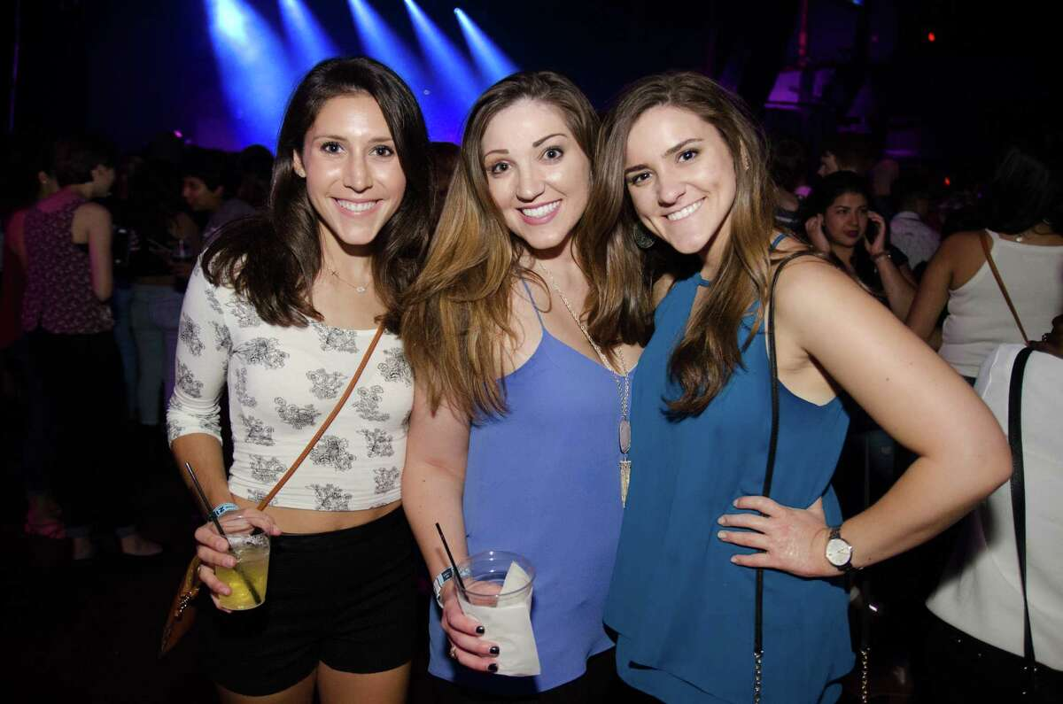 Marina and The Diamonds fans at Revention Music Center in Downtown Houston on Monday, October 12, 2015.