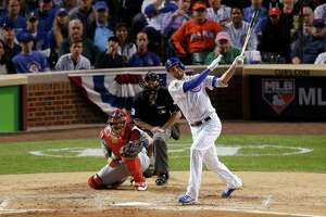 Power gives Cubs advantage - Photo