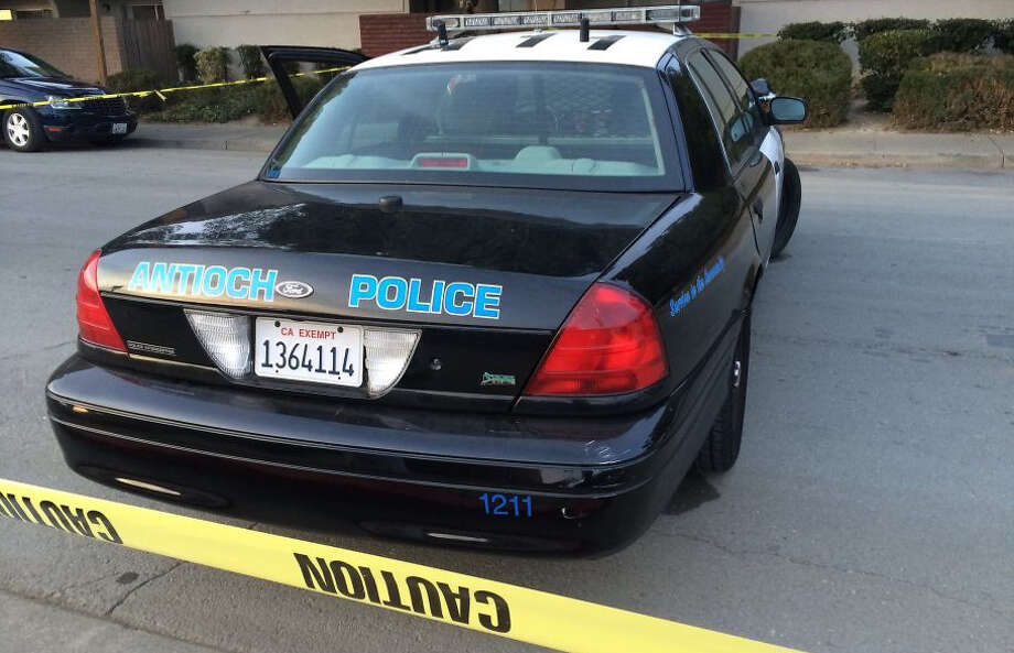 Antioch Police are investigating the gun incident. Photo: File Photo / San Francisco Chronicle Archives / ONLINE_YES
