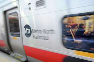 Metro-North reporting delays - Photo