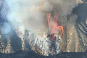 Blaze near Hollister burns 300 acres of wildland - Photo