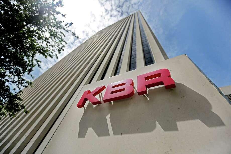 KBR headquarters at 601 Jefferson. Photo: Mayra Beltran, Staff / © 2015 Houston Chronicle