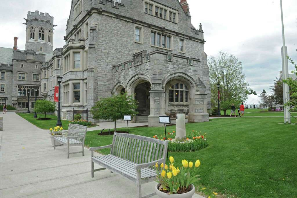 Troy's Emma Willard School reports sex abuse allegations - Times Union