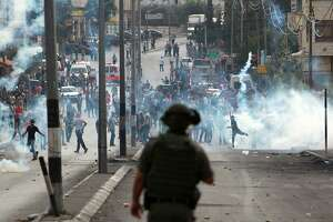 Jerusalem violence marks sharp escalation of Palestinian attacks - Photo