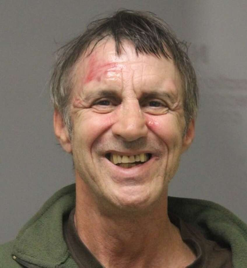 John Ducanic, 58, of Candlewood Lake Road, Brookfield, was arrested Saturday after police said he threatened as many as 30 people at a church. Photo: Contributed / Brookfield Police Department