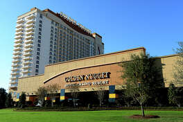 The Golden Nugget Casino in Lake Charles, LA, officially opened for business on Monday. Photo taken Monday, December 8, 2014 Kim Brent/The Enterprise