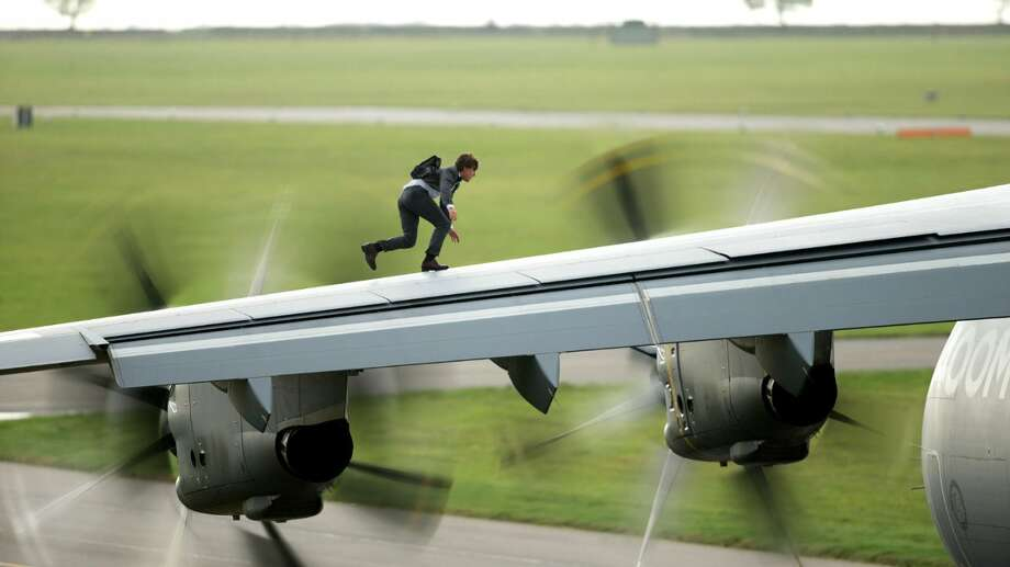 """Photo by Christian Black Tom Cruise in """"Mission: Impossible - Rogue Nation"""" (2015)"""