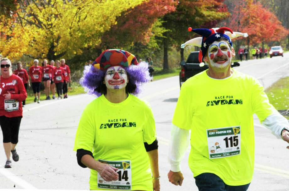 The 39th annual Kent Pumpkin Run will be held on Oct. 25. Photo: File Photo / The News-Times