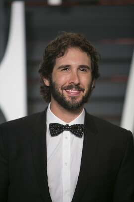 Josh Groban arrives to the 2015 Vanity Fair Oscar Party February 22, 2015 in Beverly Hills, California. AFP PHOTO/ADRIAN SANCHEZ-GONZALEZADRIAN SANCHEZ-GONZALEZ/AFP/Getty Images