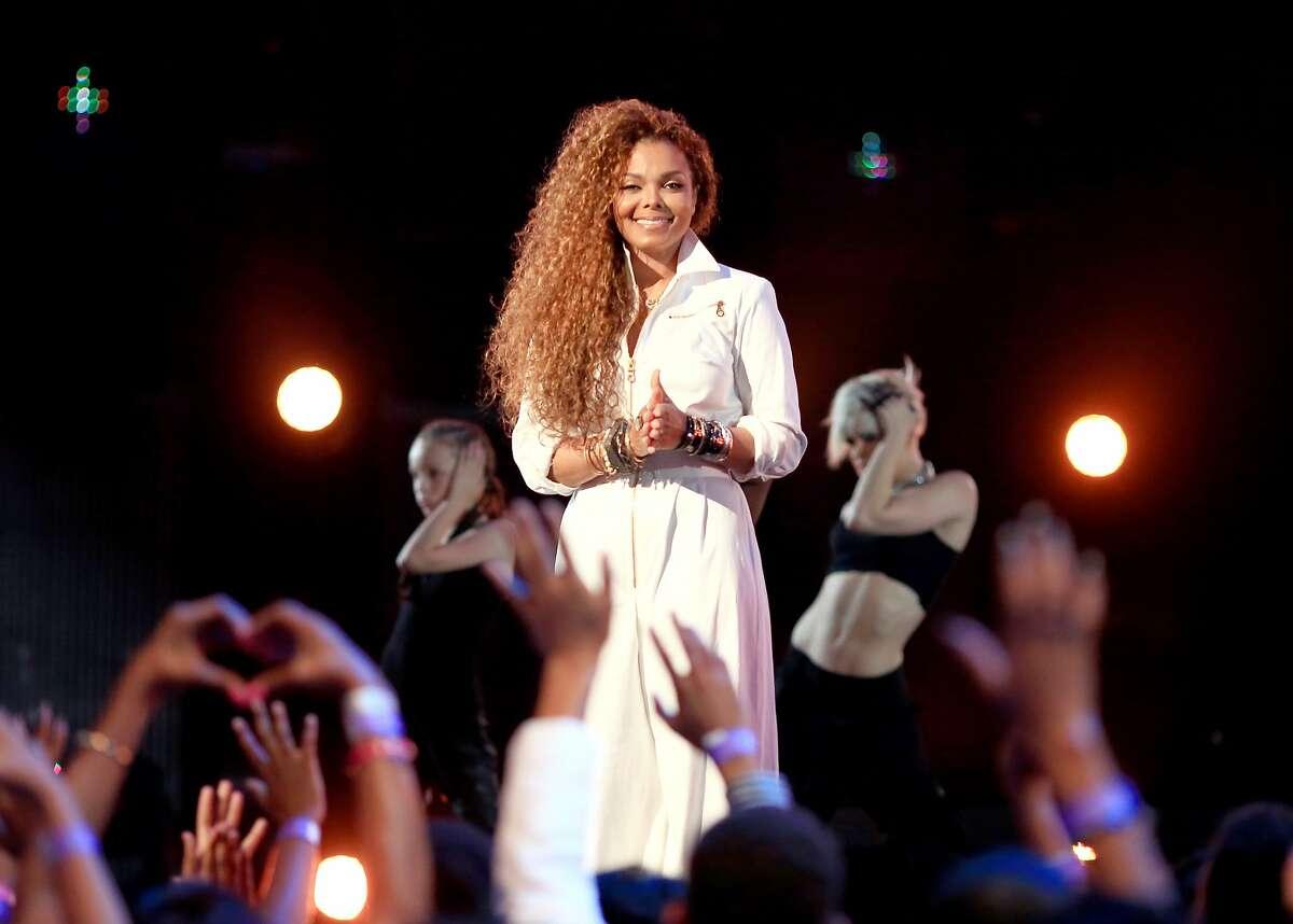 Janet Jackson.
