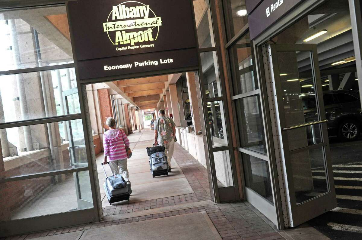 Parking costs are set to rise at Albany International Airport, with some increases as high as 20 to 23 percent. A second round of hikes would push the cost of seven days of parking at the airport garage to $98 from $74 currently.Read the full story here.(Michael P. Farrell/Times Union)