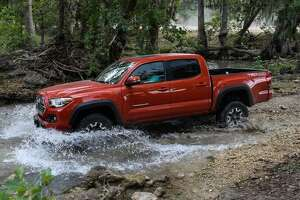 2016 Tacoma wins award from Texas Auto Writers Association - Photo