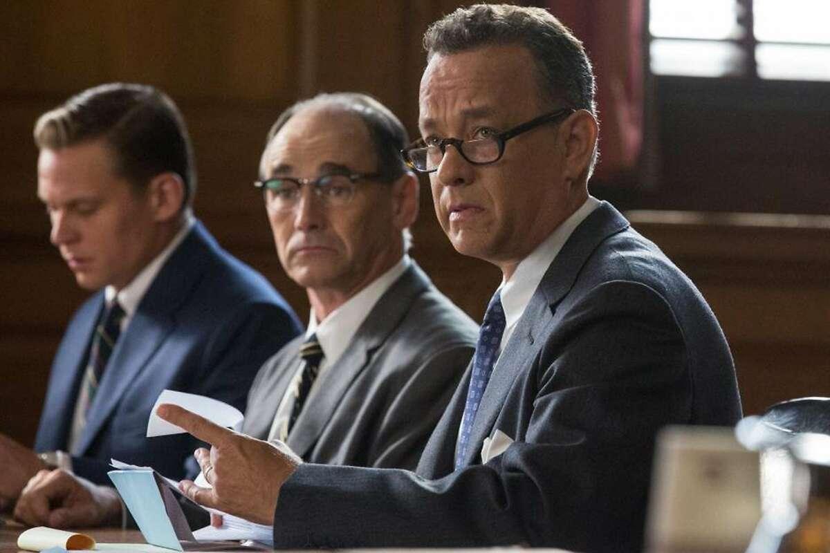 "Tom Hanks stars in ""Bridge of Spies."" (Dreamworks)"