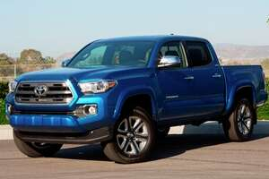 2016 Tacoma a finalist for Kelley Blue Book award - Photo