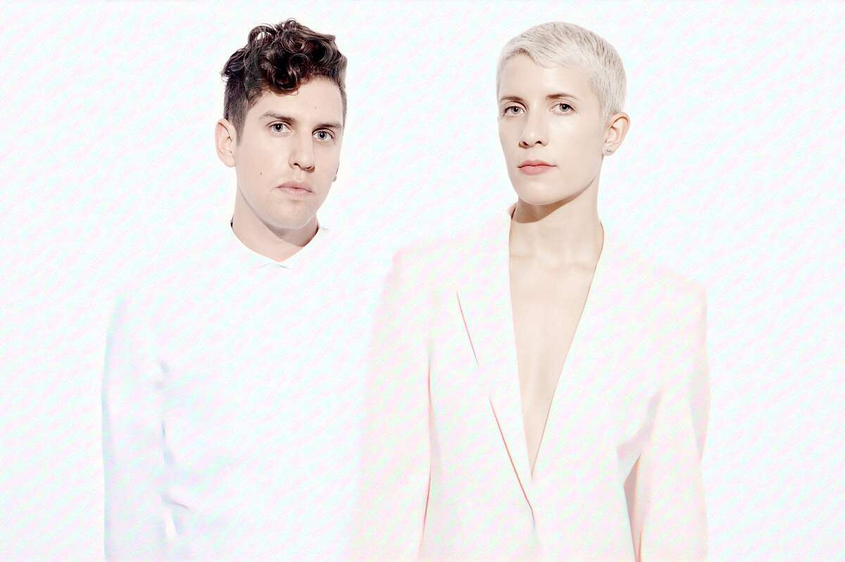 Jona Bechtolt and Claire Evans are the masterminds behind YACHT, an L.A.-based electropop-slash-dancepunk band.