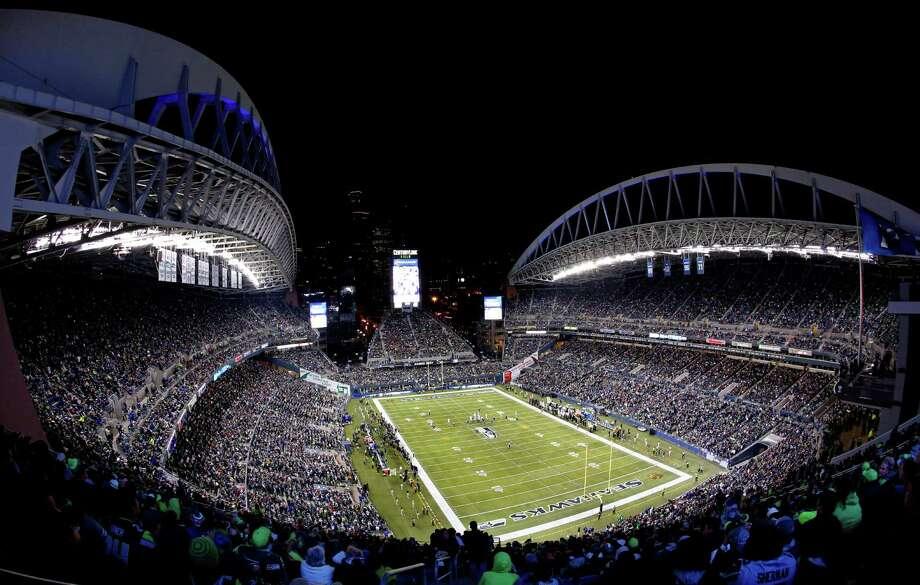Seattle's CenturyLink Field will host the Seahawks' preseason matchups versus the Minnesota Vikings and Dallas Cowboys in 2016. Photo: Stephen Brashear, Associated Press / FR159797 AP
