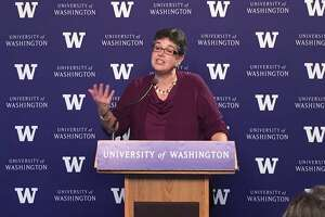 University of Washington picks Ana Mari Cauce to be president - Photo