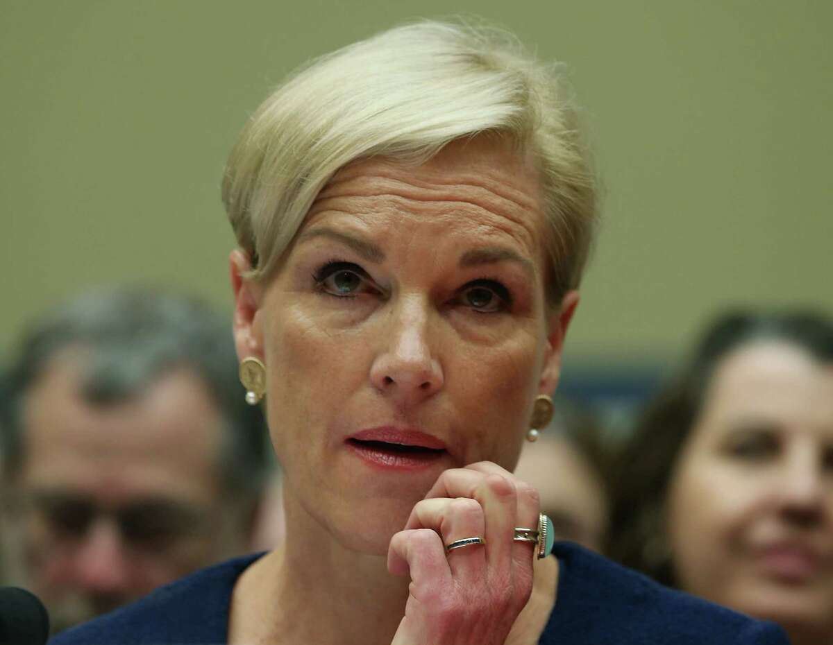 Cecile Richards, president of Planned Parenthood, testified in Congress last month.