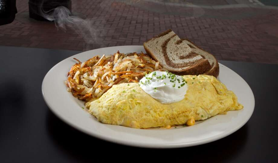 """Morgan Schick, The Bon Vivants: """"Cold beer, coffee and an omelet."""" Photo: John Storey, Special To The Chronicle"""