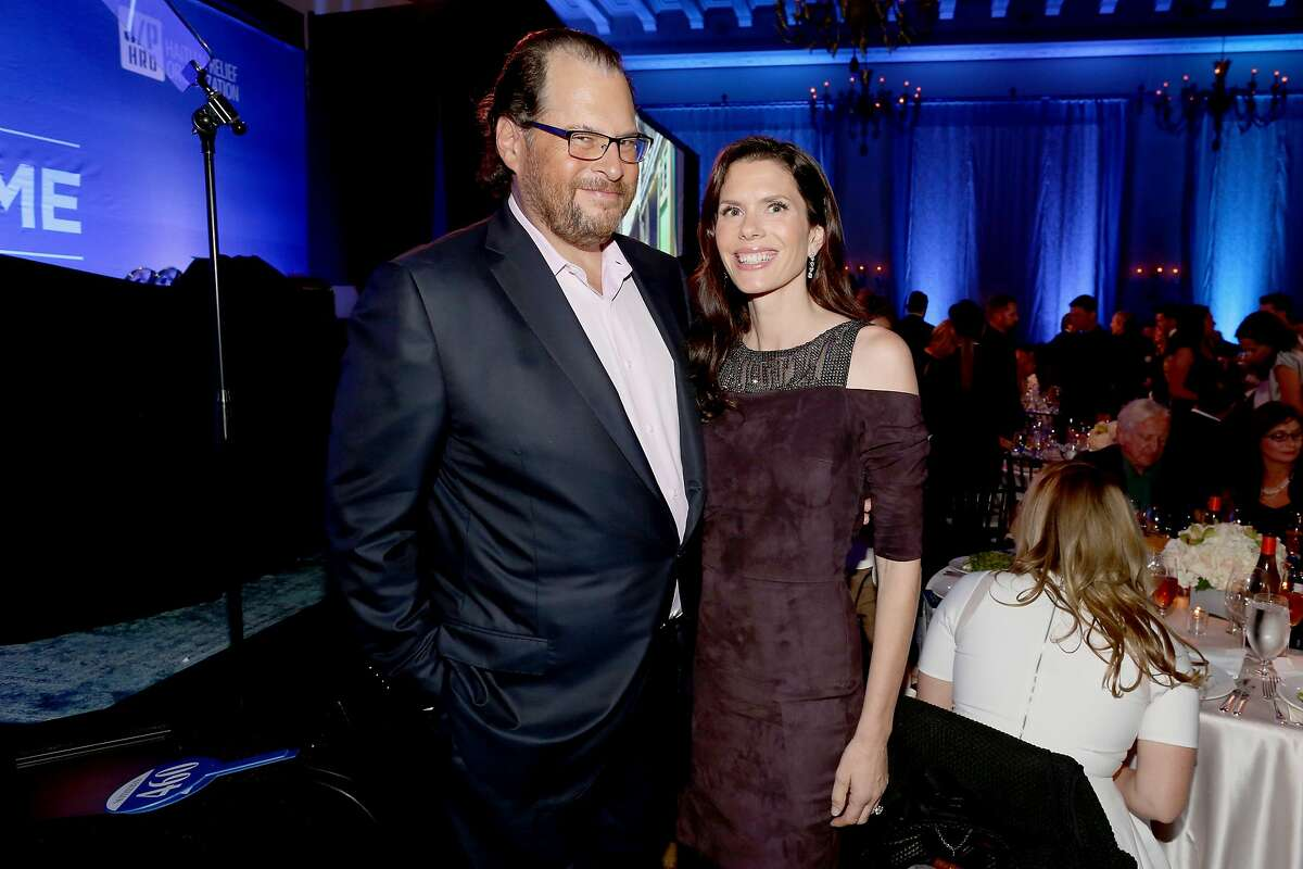 Marc Benioff and Lynne Benioff: $100 million in 2010 for UCSF Children's Hospital and $100 million in 2014 for UCSF Children's Hospital and Children's Hospital Oakland