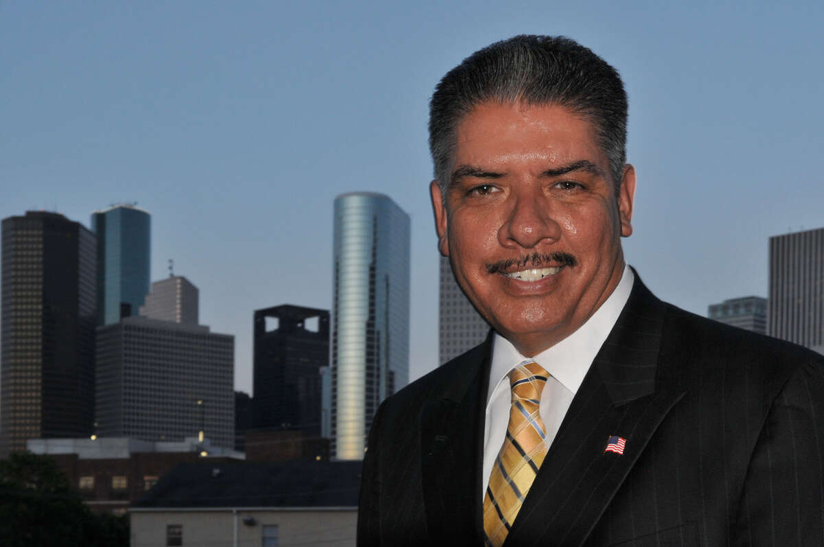 Roland Chavez, candidate for District H.