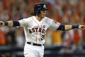 Free-agent-to-be Colby Rasmus brings hot bat, calmness to Astros batting order - Photo